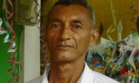 Juan Bautista Blanquicet Riquet, víctima mortal de atraco