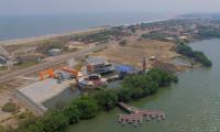 Base náutica en Puebloviejo, Magdalena
