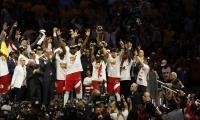 El quinto canadiense cosechó un título histórico en la NBA.