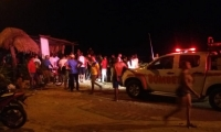 El cuerpo del menor fue recatado pasadas las 6 de la tarde del viernes.