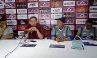Presentación de Pedro Sarmiento.
