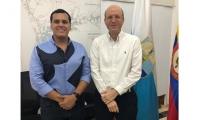 César Mercado fue encargado en la Secretaría de Gobierno desde el pasado 31 de mayo.