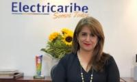Ángela Patricia Rojas Combariza, agente interventora de Electricaribe.