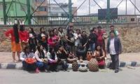 Los beneficiados son 64 artesanos e indígenas Wounaan, estos últimos en condición de desplazamiento y asentados en la capital del país.