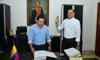 En la administración de Martínez, Luis Guillermo Rubio ha sido secretario de Gobierno, director de Juegos Bolivarianos y gerente del SETP.