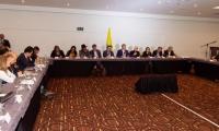 Plenaria del Consejo de Paz.