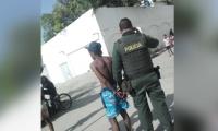 La Policía ha capturado  345 personas  por hurto este año en la zona metropolitana.
