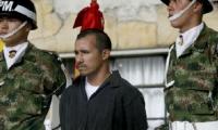 El exmiembro de las FARC, Alexander Farfán