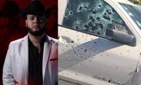 Asesinan con sevicia a cantante mexicano