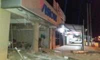 Todavía no se conoce el monto de lo hurtado en banco en Paraguay