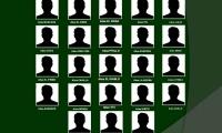 Cartel de los sicarios más buscados de Santa Marta