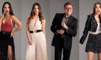 Jairo Martínez, Violeta Bergonzi, Dominica Duque y Mafe Romero