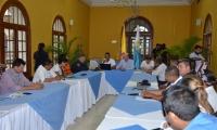 Reunión del Comité Distrital de Gestión del Riesgo