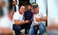 El menor se escapó de sus secuestradores en Putumayo.