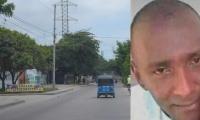 Juan Carlos Palomeque fue asesinado en El Ferry.
