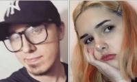 Brandon Clark y Bianca Devins.