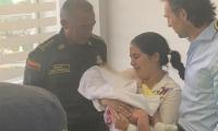 Bebé fue recuperada por la Policía