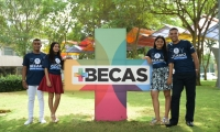 Jóvenes del Magdalena y Cesar recibieron becas por parte del Grupo Prodeco