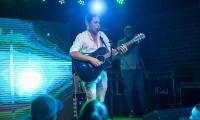 Dago Orozco, cantante vallenato.