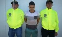 Alias Tin, capturado por el homicidio de Haled Saghair.
