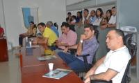 El proyecto fue estudiado por la Comisión Segunda del Concejo, presidida por Carlos Pinedo.