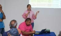 La Secretaria de Salud socializó el Plan de Contingencia.