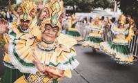 Desfile Fiesta del Mar 2019