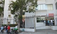 Uno de los heridos fue ingresado a la Mar Caribe y el otro a la clínica El Prado.