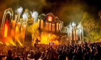 El Festival Tomorrowland se lleva a cabo en ciudad de Boom, en Bélgica.