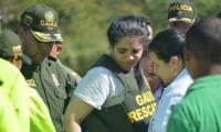 La joven estuvo secuestrada cerca de cuatro meses.
