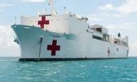 Buque hospital USNS Comfort