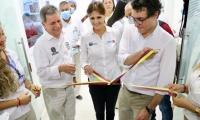 Las inversiones en el hospital se desarrollaron en aras de mejorar la prestación del servicio a los 104.331 habitantes de esta zona del departamento.