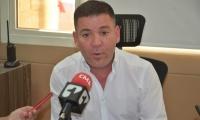 El gerente de la Essmar, José Rodrigo Dajud.