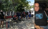 El docente fue hallado muerto dentro de su casa, ubicada frente a una cancha del barrio Las Moras IV etapa.