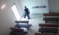 Robo a Iglesia de Santa Marta