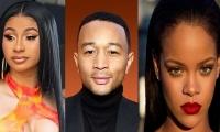 Cardi B, John Legend y Rihanna se pronunciaron al respecto.