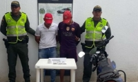 Capturados con cigarrillos de marihuana en Tenerife.