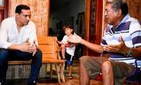 El candidato por el Partido de la U le pidió al padre Linero que no distorsionara su petición.