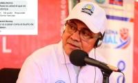 Víctor Polo Rodríguez, periodista amenazado.