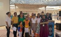 Este evento académico se desarrolló en la Institución Educativa Simón Bolívar, sede Nelson Miranda del municipio de Tenerife.