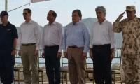 El acto de clausura se llevó a cabo en la Marina Internacional de Santa Marta.