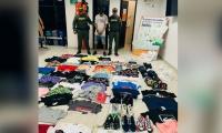 Capturado en flagrancia joven que hurtaba almacén en el Centro de Santa Marta
