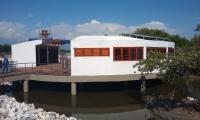 Actualmente en el 'Circuito Ecoturístico' solo prestan servicio a embarcaciones que realizan recorrido por la Ciénaga Grande de Santa Marta.