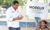 Morelo en campaña