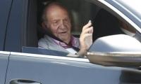 El rey Juan Carlos de España.