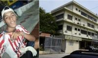 Jerson Steven Gutiérrez Muriel, joven de 19 años asesinado en el barrio Prado de Soledad.