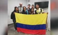 Los magdalenenses se enfrentaron a instituciones de México, del mismo Colombia y grupos de investigación de Paraguay