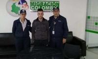 Joao Pedro Dias Goncalves, era buscado por las autoridades de su país.