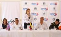 Fueron dos proyectos en los que el Ministerio de Justicia apoyará al Magdalena