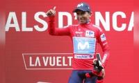 Después de ocho años Quintana deja el equipo de Movistar.